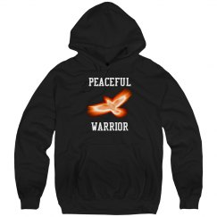 Peaceful Warrior Hoodie
