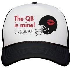 The QB is Mine Hat