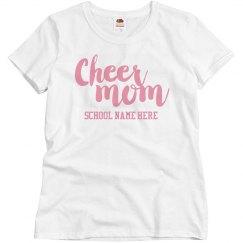 Blingy Cheer Mom