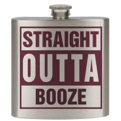 Straight outta Booze