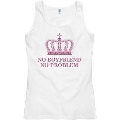 No Boyfriend Crown