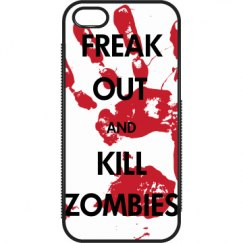 Freak out zombies case