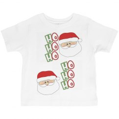 Ho ho ho Christmas Santa