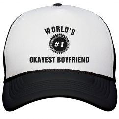 Funny World's Okayest Boyfriend