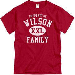 Property of wilson