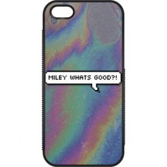 Miley whats good - iPhone