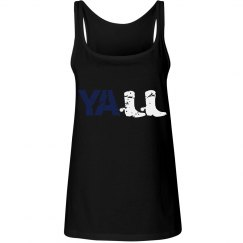 Country Patriotic YALL Tee