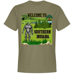 Bigfoot: Welcome To Southern Indiana