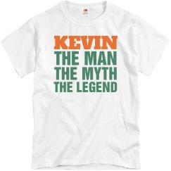 Kevin the man