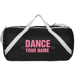 Custom Hearts Dance Bag