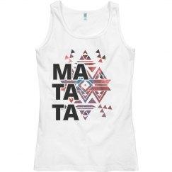 Matata Bold Letters
