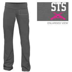 STS SWEATPANTS HEATHER GRAY