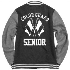 Design A Color Guard Seniors Team Jacket