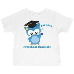 Preschool Graduate Owl