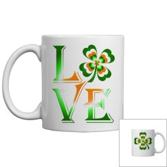 Love Ireland Clover