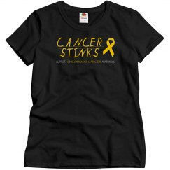 """Cancer Stinks"""