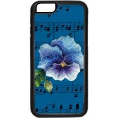 Blue Floral Sheet Music