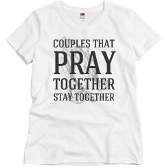 Praying Couples