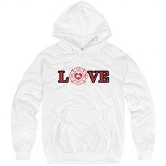 Fire Love (hoodie)