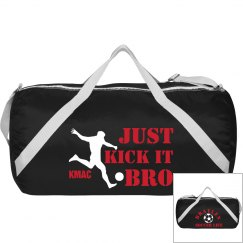 Kids soccer bag