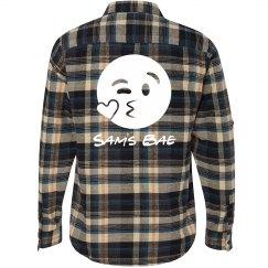 Emoji Bae Flannel