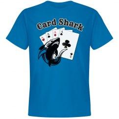Card Shark Unisex T-Shirt