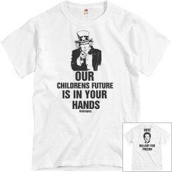 Children's Future In Your Hands