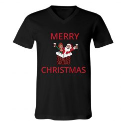 Merry Christmas Mens Tee