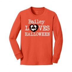 Youth Love Halloween