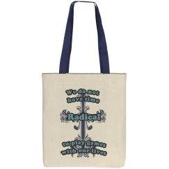 Radical bag blue/navy