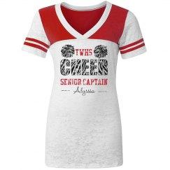 Senior Cheer Captain
