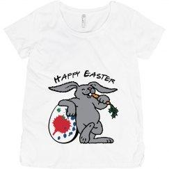 Easter Maternity Shirt