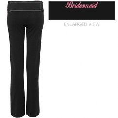 Bridesmaid Yoga Pants