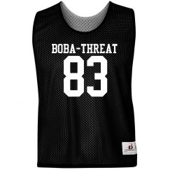 Boba Threat LAX Pinnie