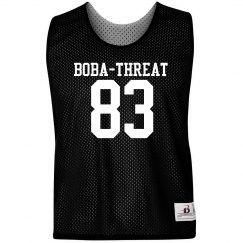 Boba Threat LAX Pinnie