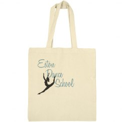 Dancing Diva Tote Bag