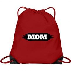 Mom Drawstring Bag