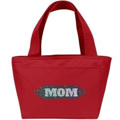 Mom Lunch Bag Tote Bag