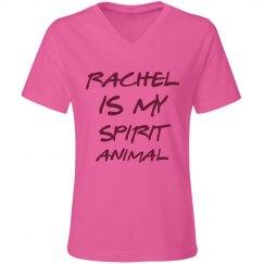 Spirit Animal Rachel