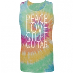 Peace Love & Steel Guitar