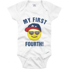 My First July 4th!
