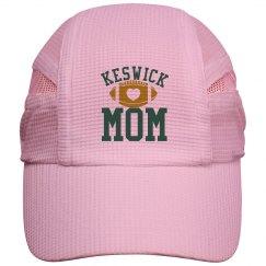 KESWICK FOOTBALL MOM CAP
