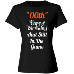 Another birthday but in game
