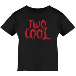 two cool 2nd bday tee