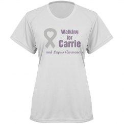 Lupus Charity Walk
