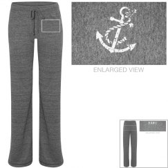 Navy Sweats for Her
