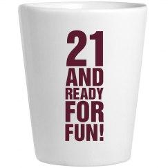 21 Fun Birthday