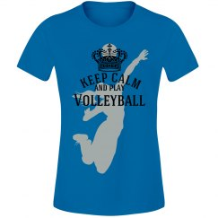 keep calm-play volleyball