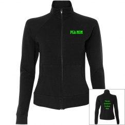 PGA mom jacket