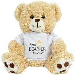 Ring Bear-er Teddy